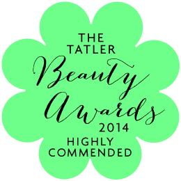 Tatler Beauty Awards - Highly Commended