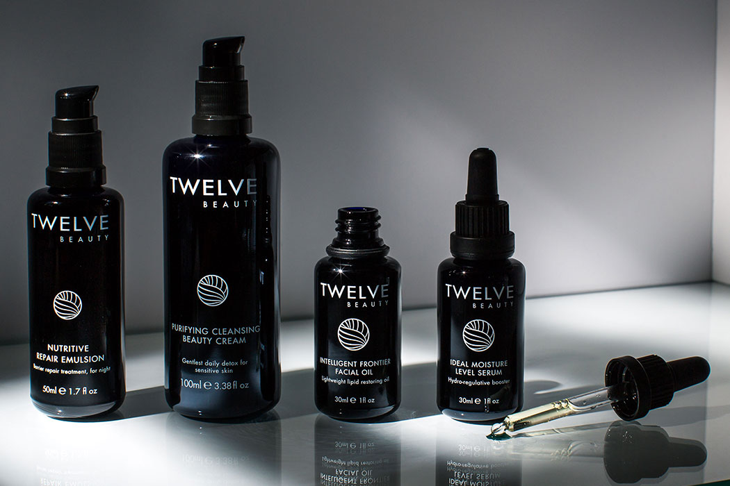 twelve natural skincare