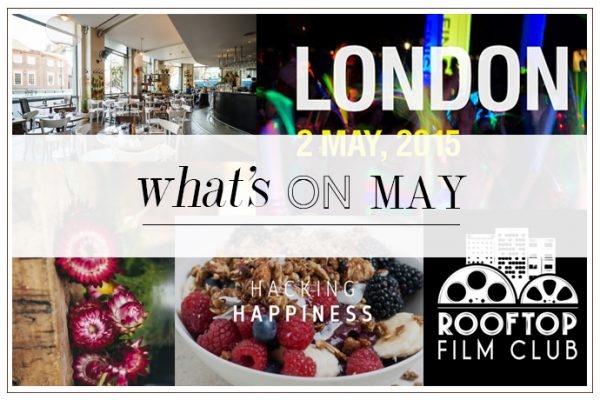 WHATS ON MAY