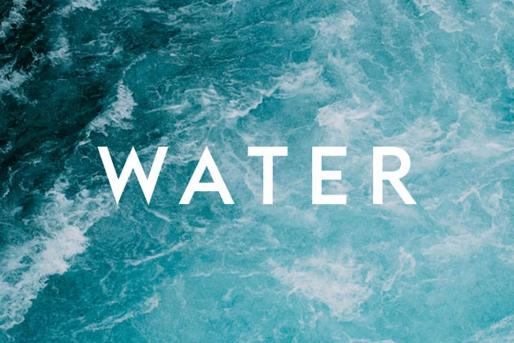 Sustainable Fashion Brands: Water