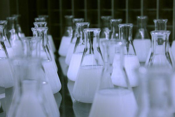 flask beaker science